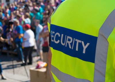 event security services Birmingham