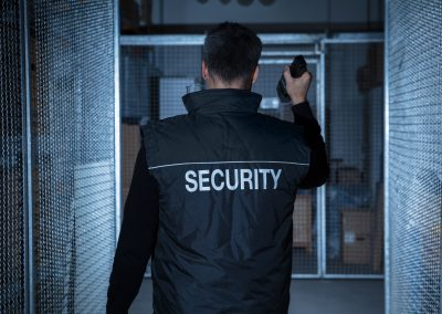 security services birmingham, manned guard